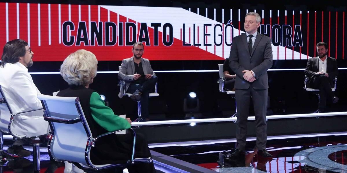"""""""Candidato, llegó tu hora"""" regresa en segunda vuelta con nuevos panelistas"""