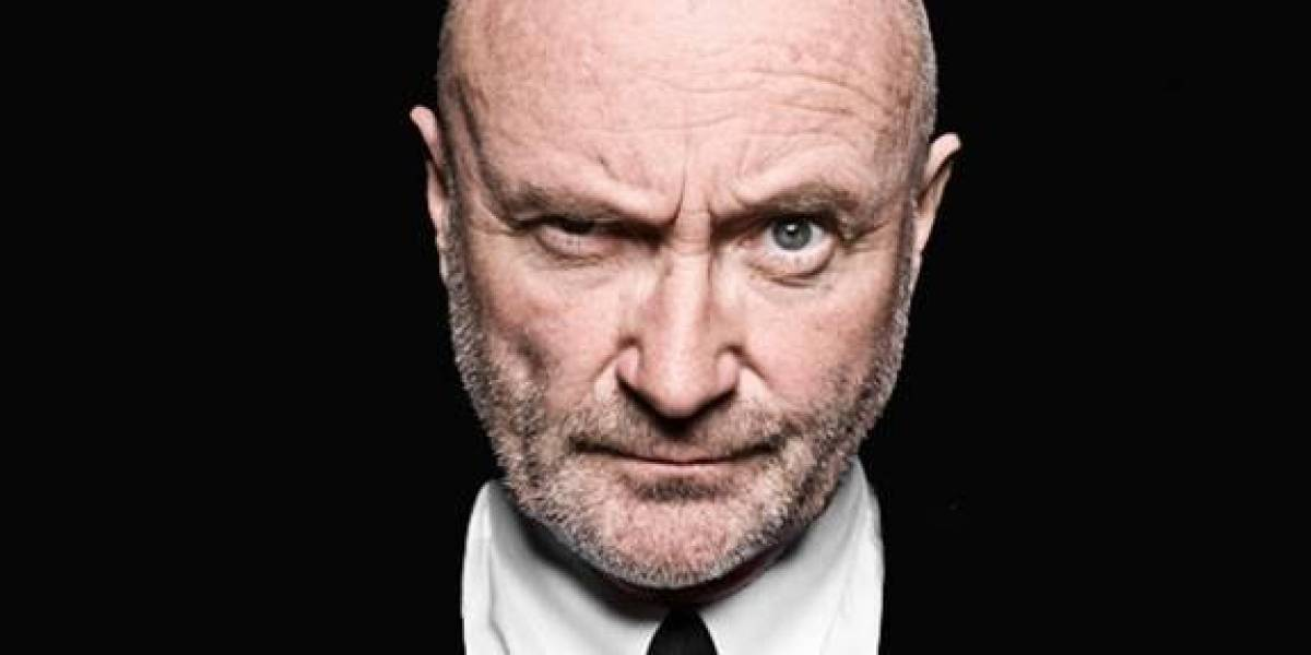 Phil Collins en la isla