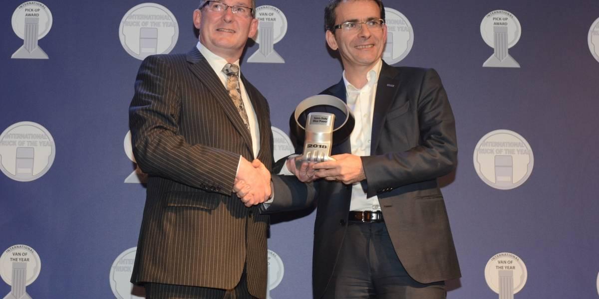 Por tercera vez en su historia, la Iveco Daily es elegida la mejor van
