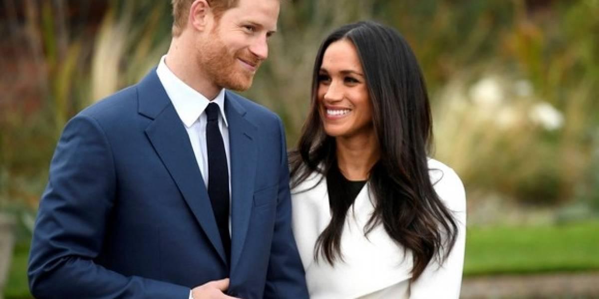 El príncipe Harry y Meghan Markle se conocieron en cita a ciegas