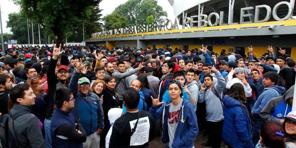 Desorganización total: La incertidumbre ronda en la venta de entradas para el Huachipato-Colo Colo
