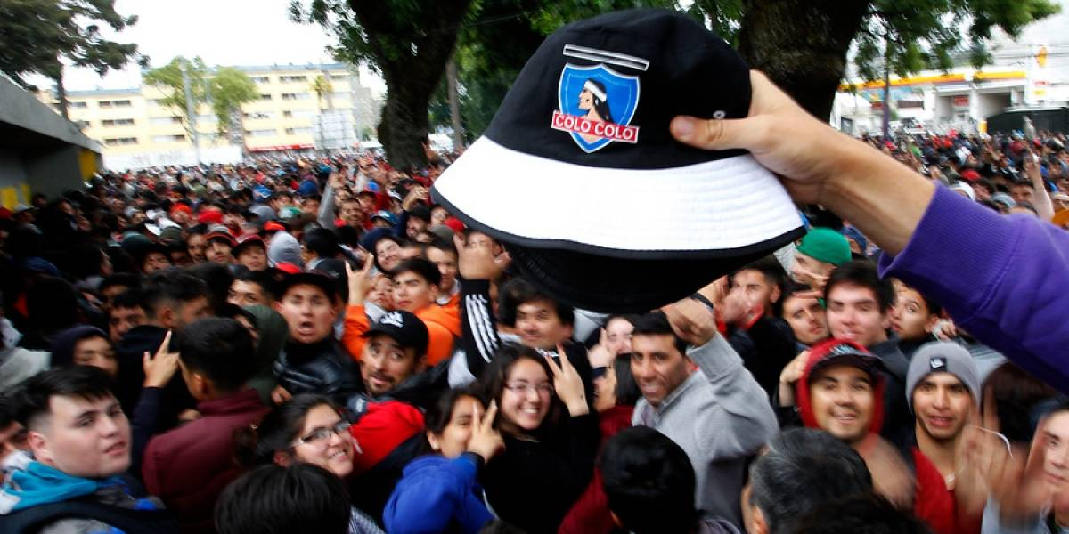 Una locura: Las primeras 15 mil entradas para Huachipato-Colo Colo se agotaron en media hora