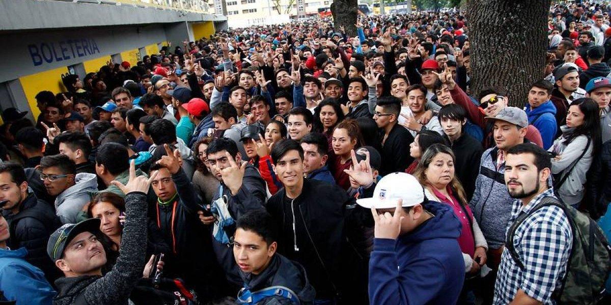 La venta de entradas para Huachipato-Colo Colo será sólo por internet