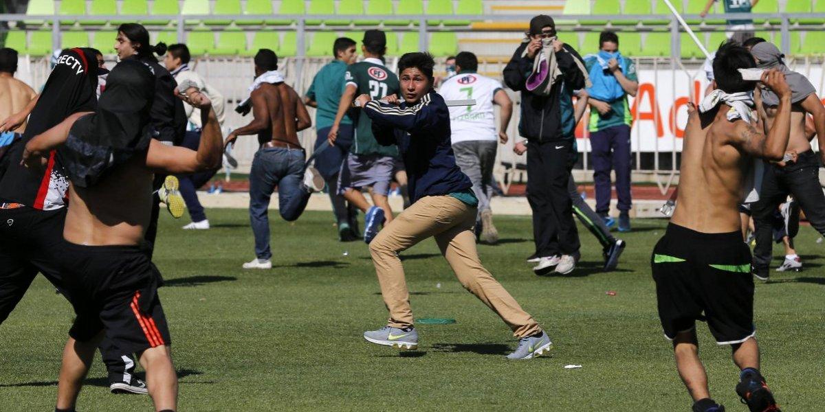 El fantasma de Valparaíso sigue penando a Estadio Seguro y puso en jaque el Huachipato-Colo Colo