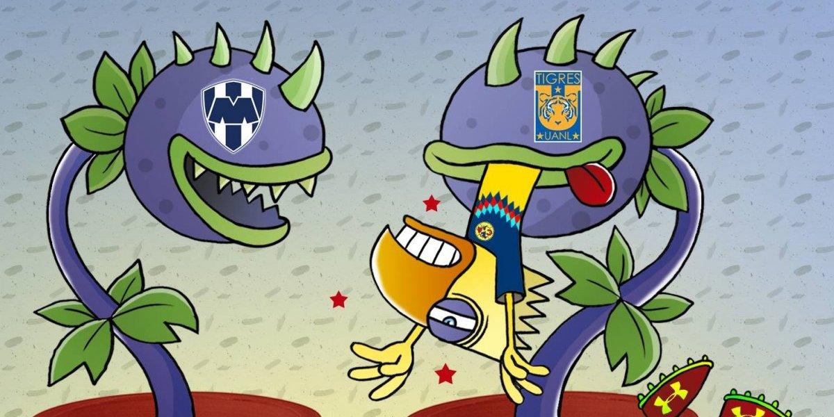 Crecieron dos monstruos en el futbol mexicano