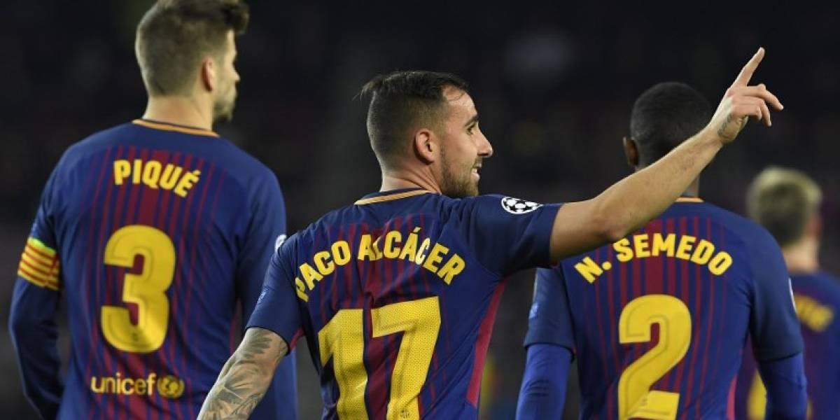 Un Barça con suplentes cumple ante el Sporting Lisboa