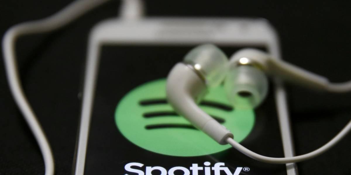 Británico Ed Sheeran el más escuchado de 2017 en Spotify