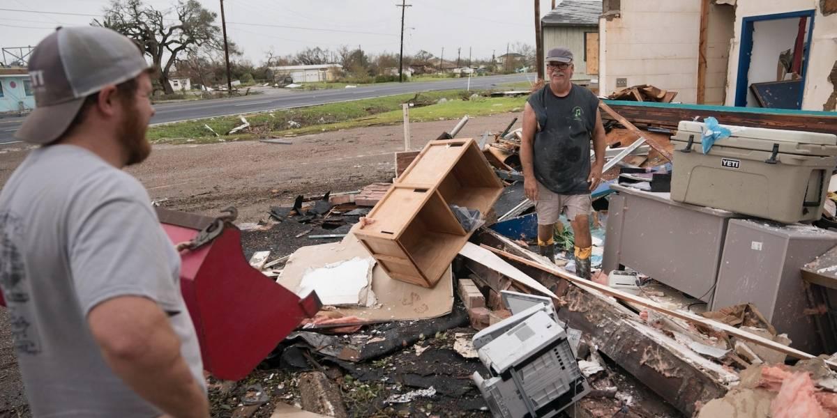Miles de familias afectadas por Harvey en riesgo de no tener hogar en Navidad