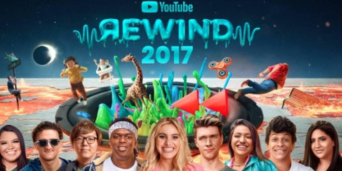 YouTube 2017: los 10 videos musicales más vistos del año