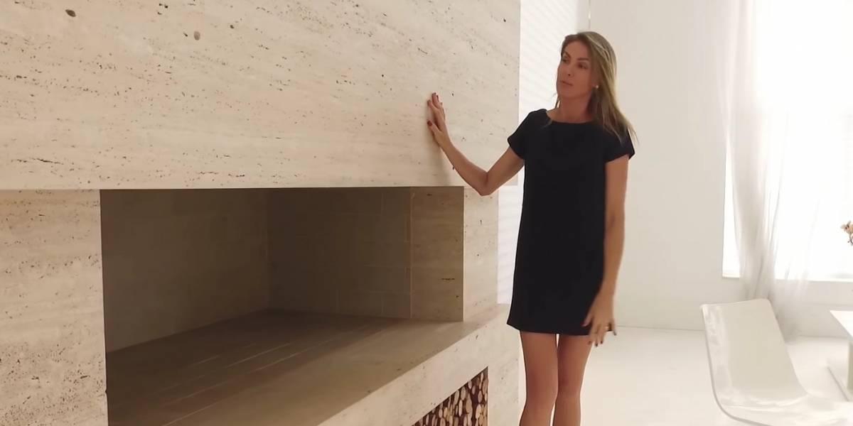 Em vídeo, Ana Hickmann apresenta sala gigante que virou meme