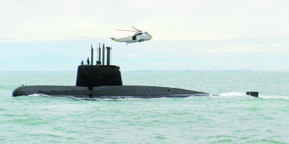 Buque chileno entrega pistas del submarino