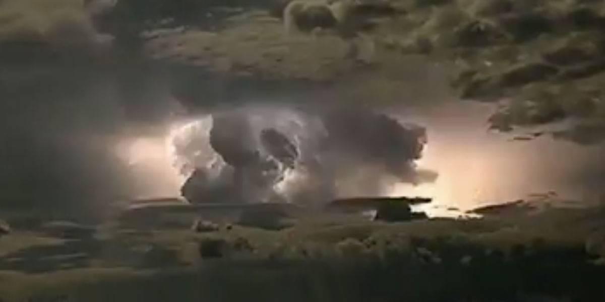 Tempestade elétrica atinge a Austrália; veja o vídeo