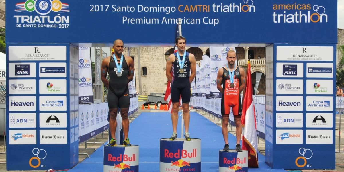 Tommy Zaferes se corona como campeón Panamericano Premium