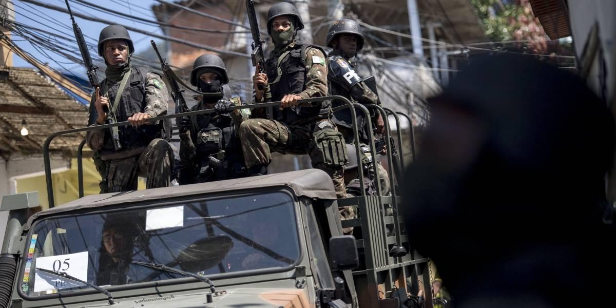 """Cómo fue el megaoperativo para capturar a """"Rogério 157"""", el narco más buscado de Río de Janeiro"""