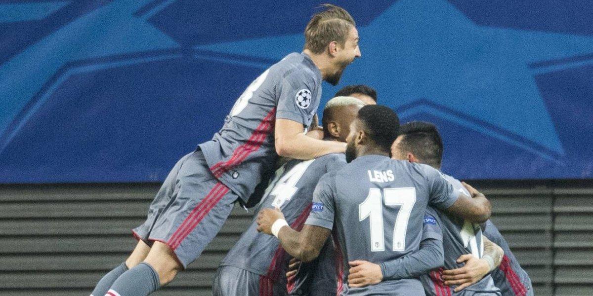Minuto a minuto: Besiktas afianza su liderato en el grupo con victoria ante RB Leipzig