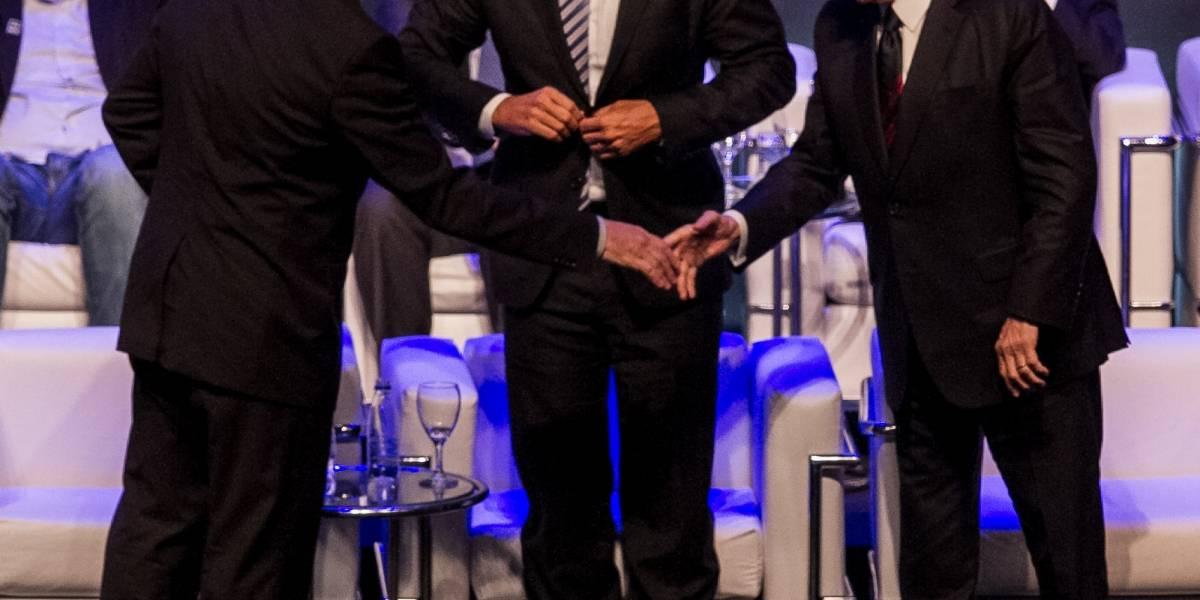 Temer se nega a aplaudir juiz Sergio Moro e eleva tensão