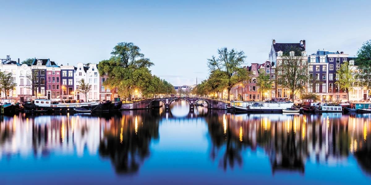 'Turistando' em Amsterdã como um holandês de verdade