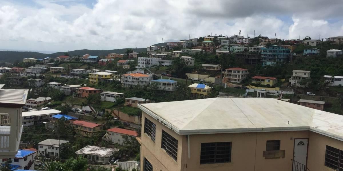 Así está St. Thomas a tres meses del huracán Irma