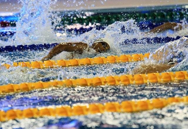 La natación tuvo una jornada memorable.