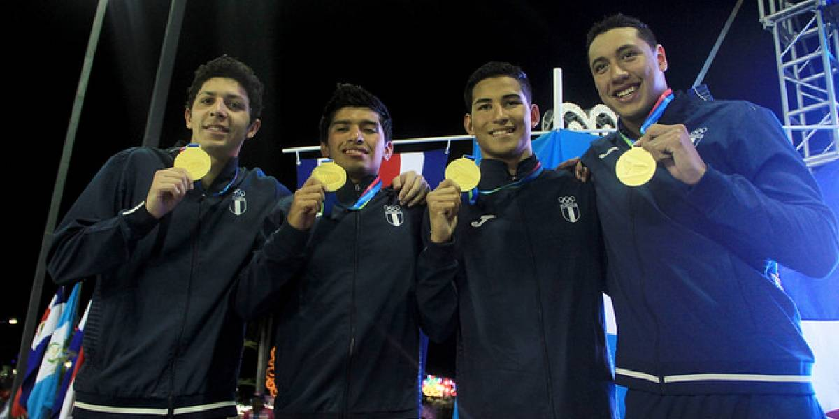 Guatemala sigue imparable y al mando en los Juegos Centroamericanos de Managua