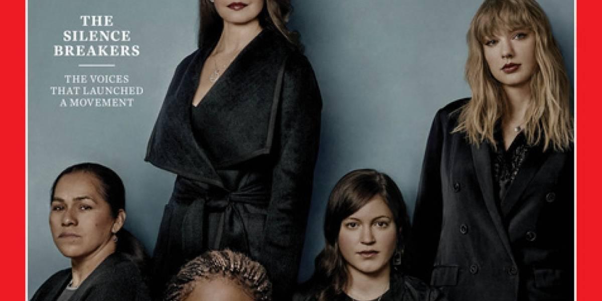 Campanha contra abuso sexual é eleita personalidade do ano pela revista 'Time'