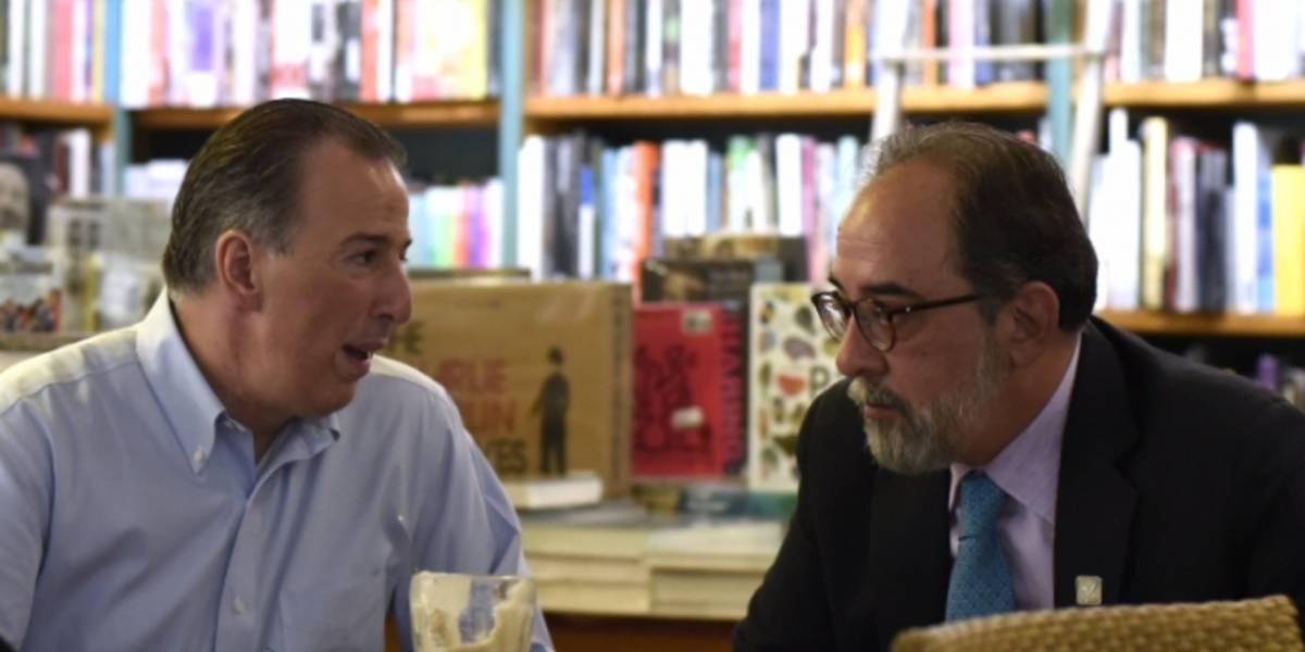 Meade negocia ir en coalición con Nueva Alianza al 2018