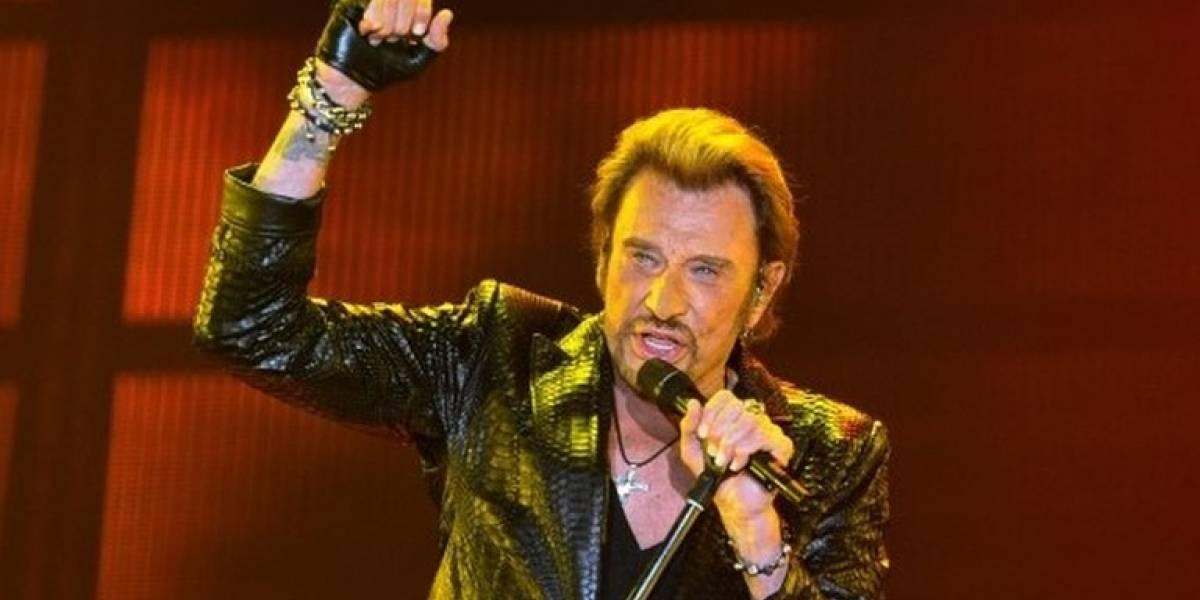 """Muere Johnny Hallyday, el """"Elvis francés"""" que vendió más de cien millones de discos"""