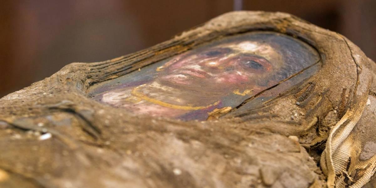 Raio-X de última geração revela segredos de múmia egípcia intocada