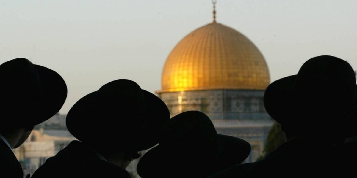 Los habitantes de Israel que se oponen a a la decisión de Donald Trump de reconocer a Jerusalén como la capital del país