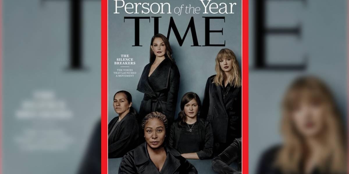Time nombra a movimiento contra el acoso sexual