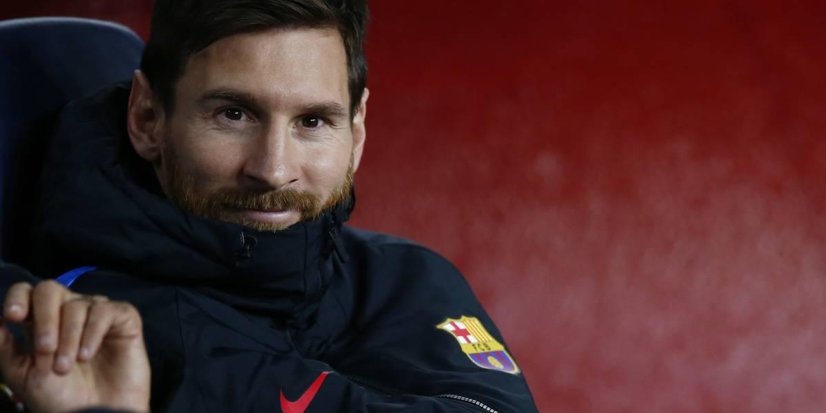 Messi quiere que Higuaín juegue en la selección argentina