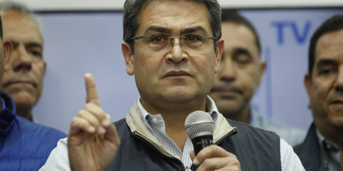 Presidente de Honduras acepta recuento de votos en elección presidencial