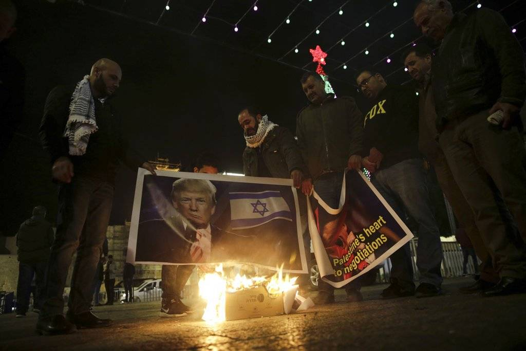 protestas Israel