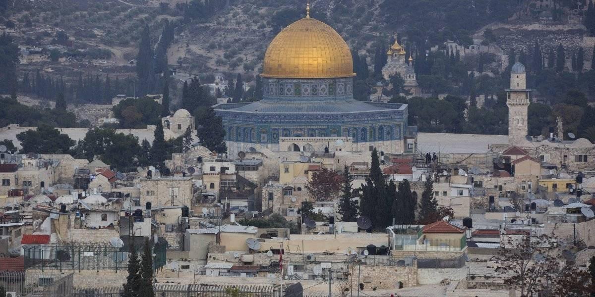 Papa Francisco pide respetar el status de Jerusalén