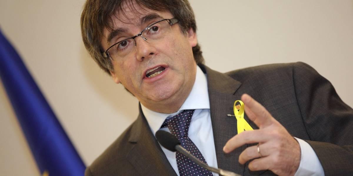 'España tuvo miedo de pedir la extradición': Ex líder de Cataluña