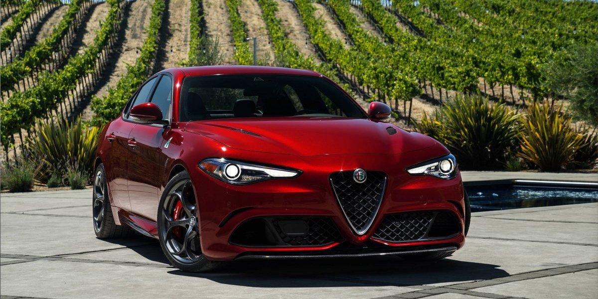 Revista Motor Trend selecciona al Alfa Romeo Giulia como Auto del Año