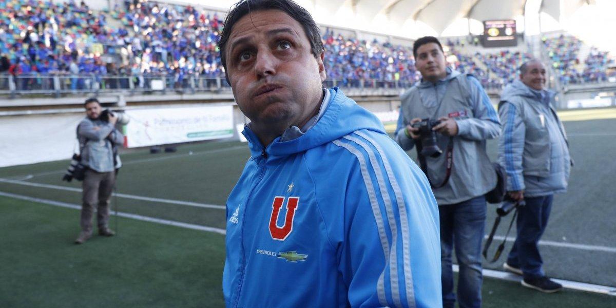 Universidad de Chile vs Deportes Iquique, fútbol chileno — Partido en vivo
