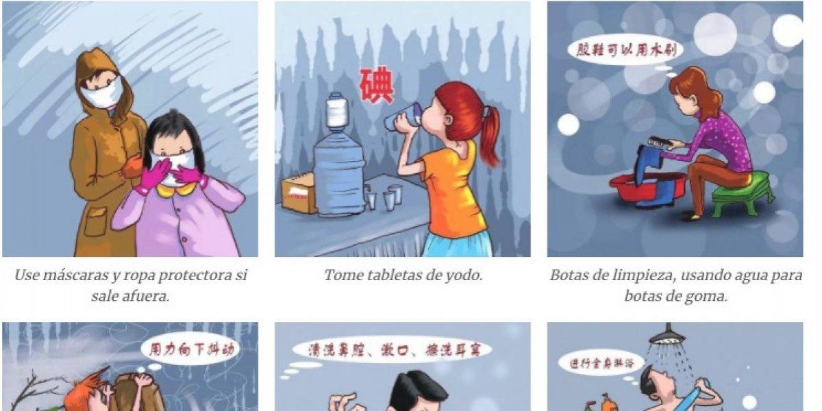 Cómo protegerse de una guerra nuclear: en esta provincia china ya están educando a sus ciudadanos