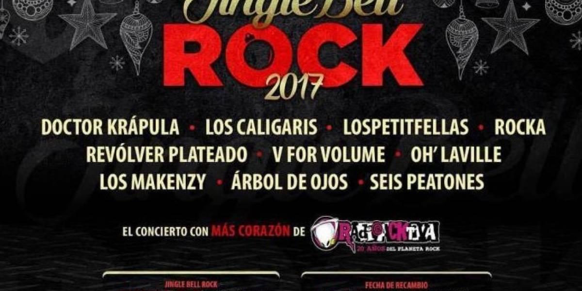 El Jingle Bell Rock tendrá una nueva edición este viernes en La Media Torta