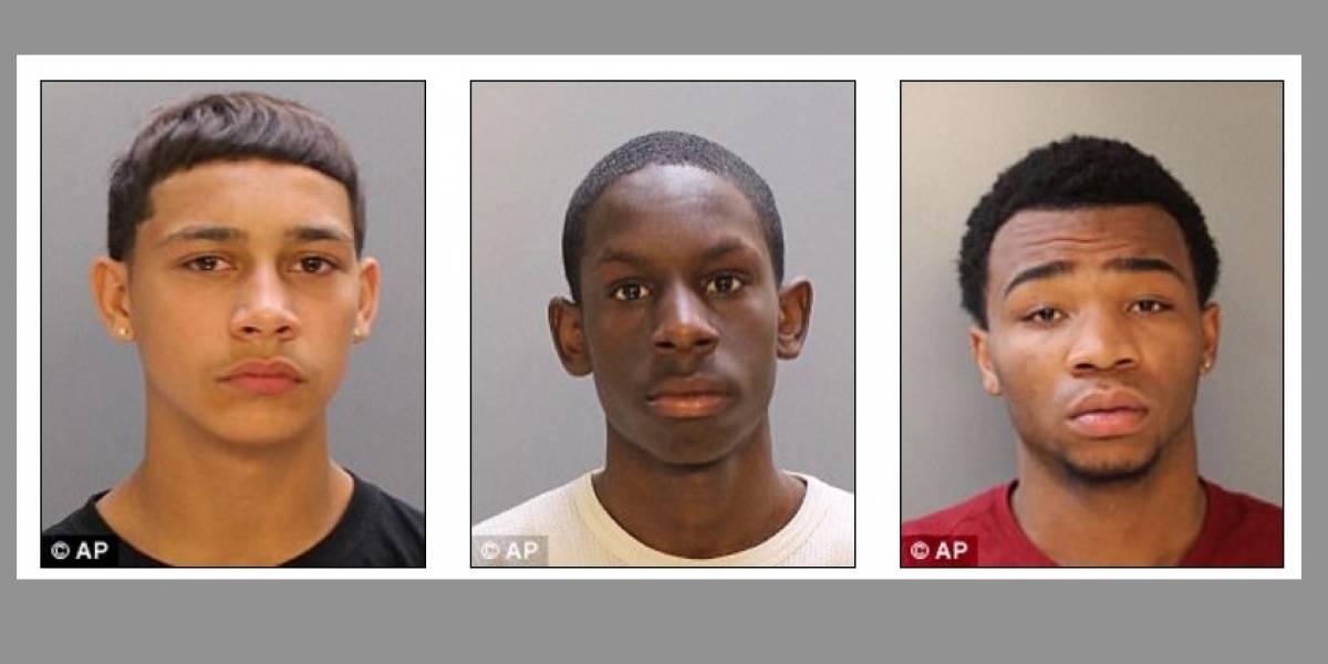 Adolescentes robaron y golpearon a vagabundo hasta la muerte