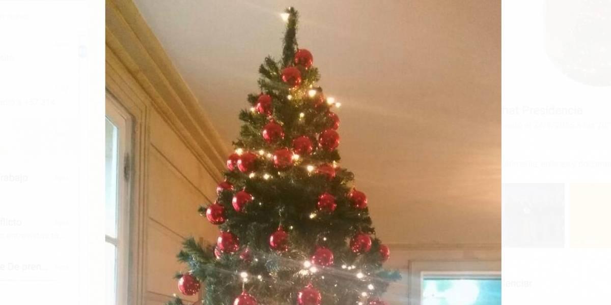 ¡Indígnese! Esto fue lo que costó la decoración navideña de la Casa de Nariño