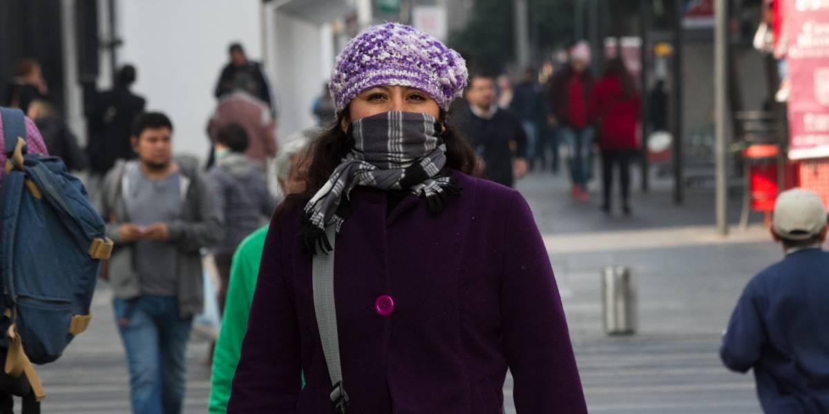 Frente frío 14 provocará temperaturas menores a cero grados en 16 estados del país