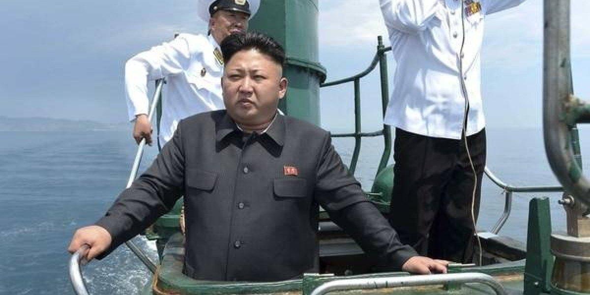 Corea del Norte planea lanzar misiles desde un submarino