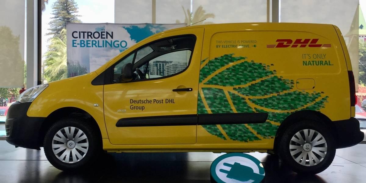 Las primera flota de Citroën e-Berlingo se toma las calles