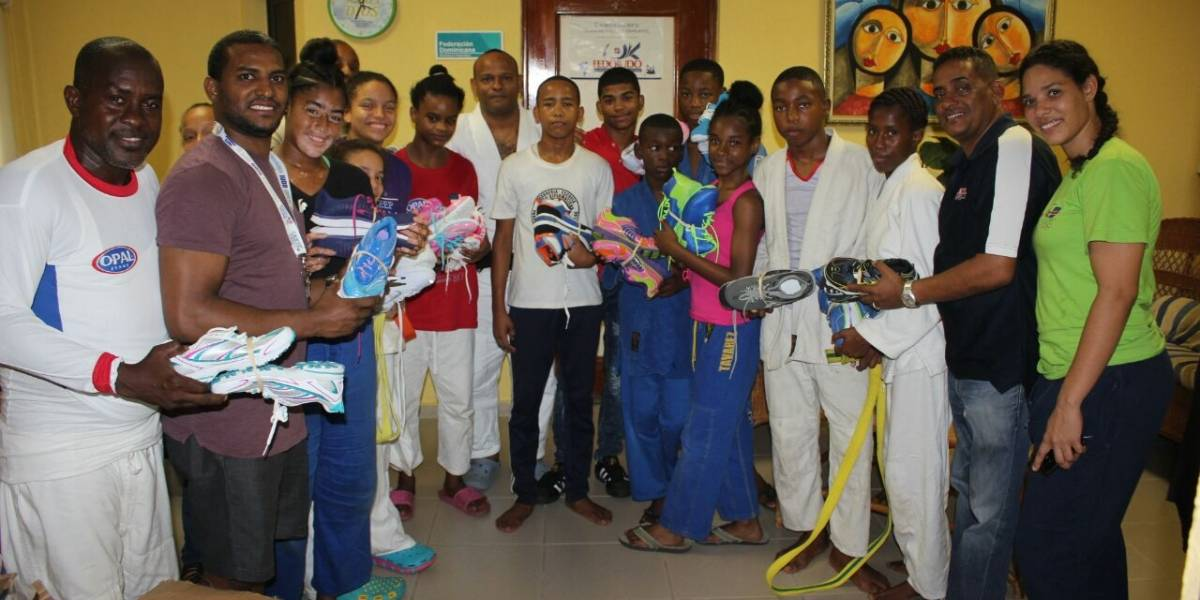 Federación de Judo realiza convivio nacional infantil