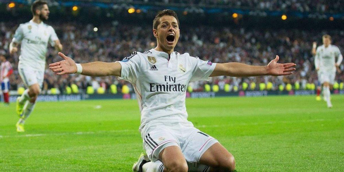 Prensa española desea que Chicharito regrese al Real Madrid