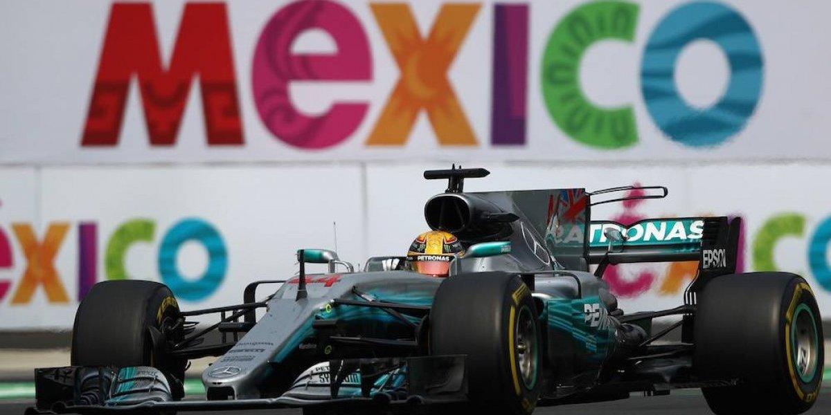 Ya hay fecha para el Gran Premio de Mexico de 2018