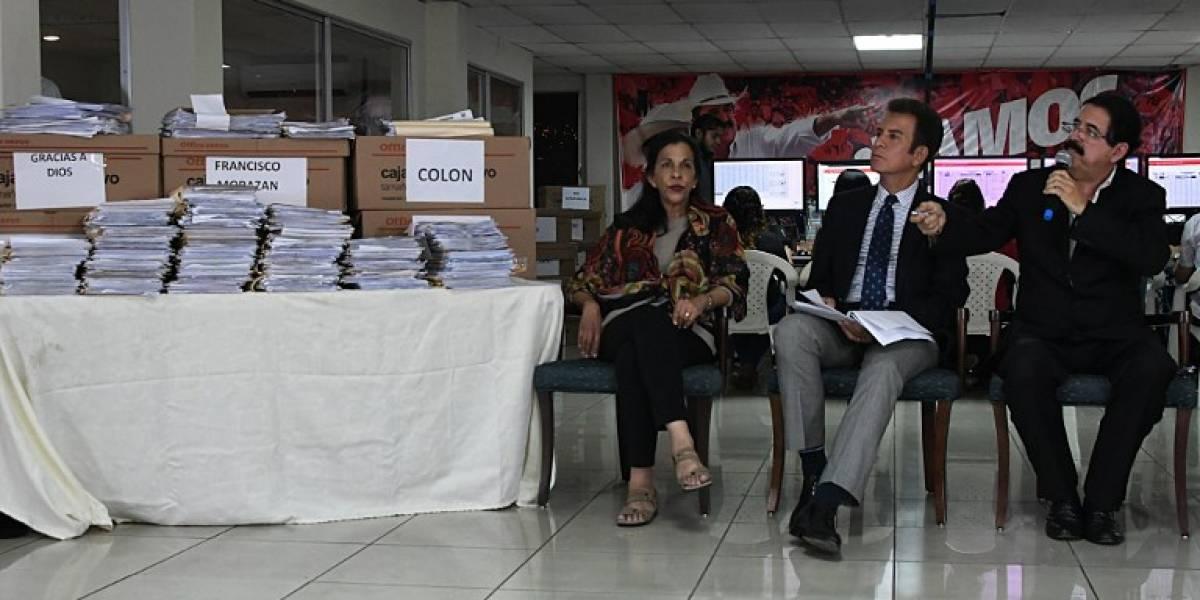 Honduras se encamina hacia un recuento total de votos
