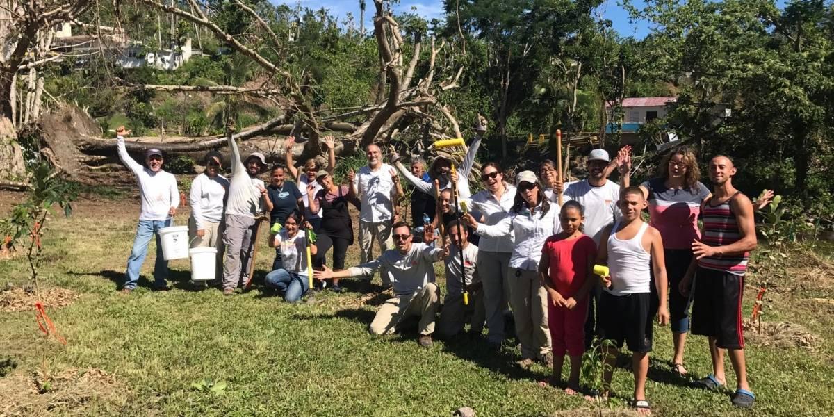 Más de 52 mil horas han donado los voluntarios de Para La Naturaleza