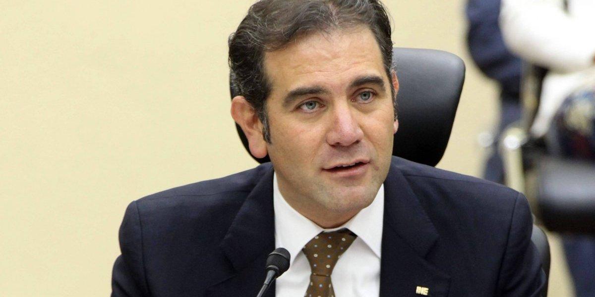 Se compromete INE a que elección de 2018 sea la más transparente de la historia